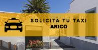 Números de Radio Taxis en Arico